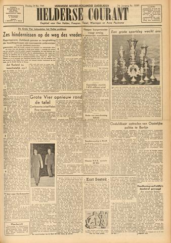 Heldersche Courant 1949-05-24