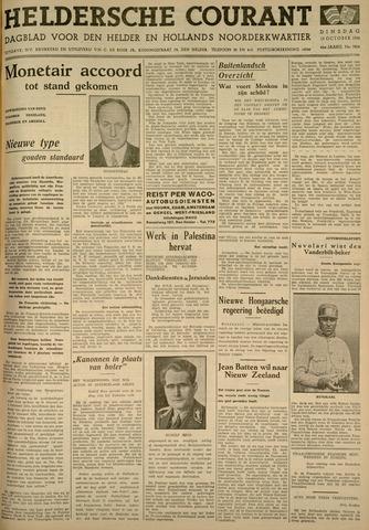 Heldersche Courant 1936-10-12