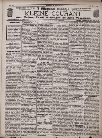 Vliegend blaadje : nieuws- en advertentiebode voor Den Helder 1913-12-24