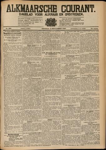 Alkmaarsche Courant 1930-09-02