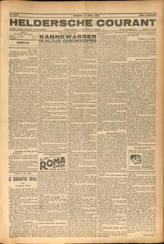 Heldersche Courant 1928-04-10
