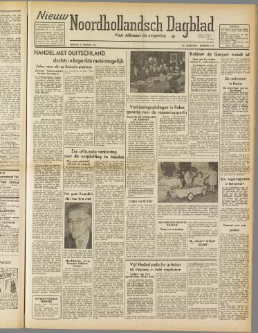 Nieuw Noordhollandsch Dagblad : voor Alkmaar en omgeving 1947-01-21