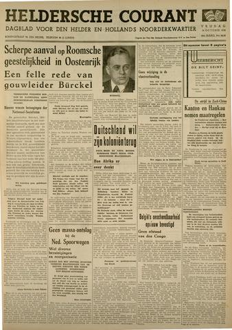 Heldersche Courant 1938-10-14