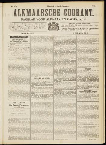Alkmaarsche Courant 1908-11-18