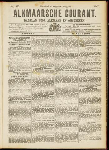 Alkmaarsche Courant 1907-08-20