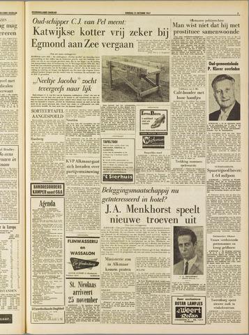 Noordhollands Dagblad : dagblad voor Alkmaar en omgeving 1967-10-31