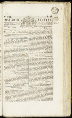 Alkmaarsche Courant 1841-07-12