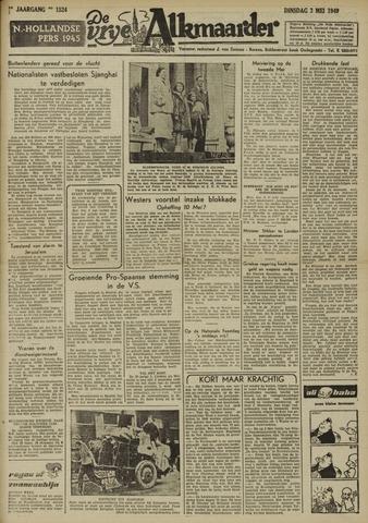 De Vrije Alkmaarder 1949-05-03