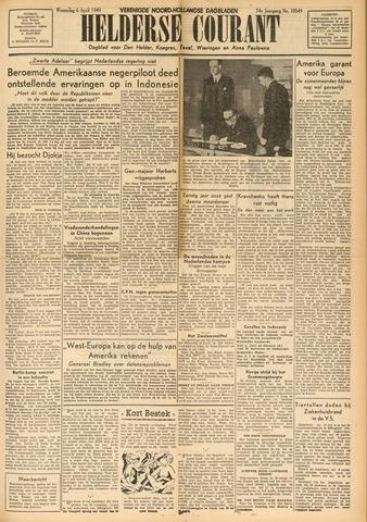 Heldersche Courant 1949-04-06