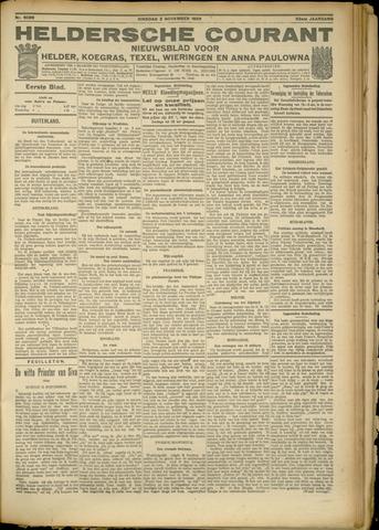 Heldersche Courant 1925-11-03