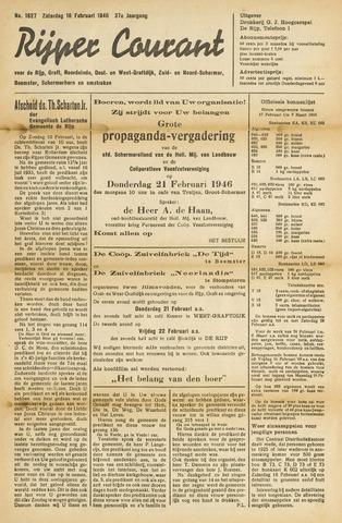 Rijper Courant 1946-02-16