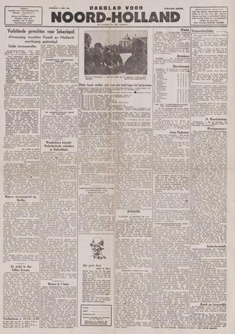 Dagblad Noord-Holland, Schager editie 1944-05-09