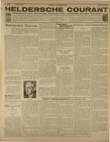 Heldersche Courant 1934-12-22