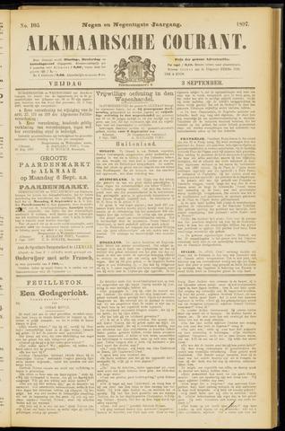 Alkmaarsche Courant 1897-09-03