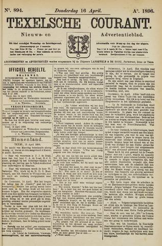 Texelsche Courant 1896-04-16