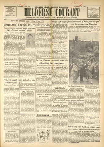 Heldersche Courant 1950-06-15