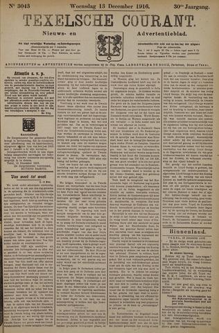 Texelsche Courant 1916-12-13