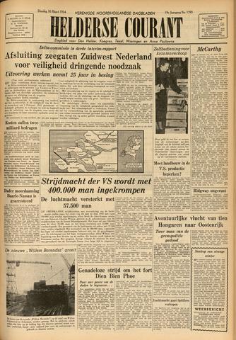 Heldersche Courant 1954-03-16
