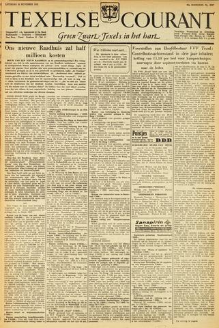 Texelsche Courant 1952-11-29