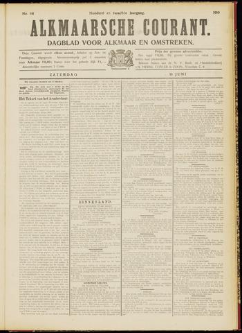 Alkmaarsche Courant 1910-06-18