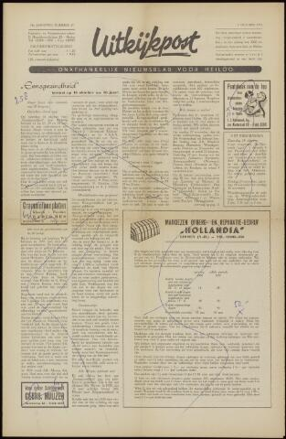 Uitkijkpost : nieuwsblad voor Heiloo e.o. 1958-10-03