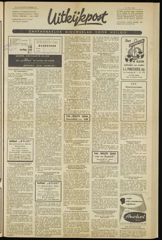 Uitkijkpost : nieuwsblad voor Heiloo e.o. 1961-07-20