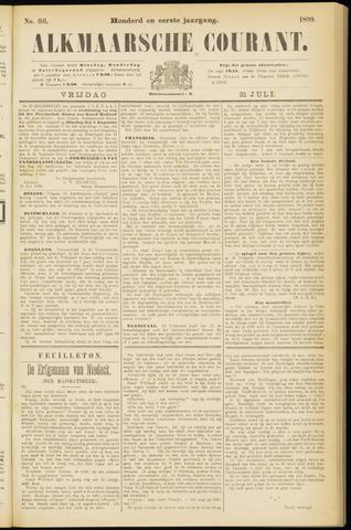 Alkmaarsche Courant 1899-07-21