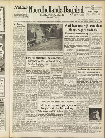 Nieuw Noordhollandsch Dagblad : voor Alkmaar en omgeving 1951-08-31