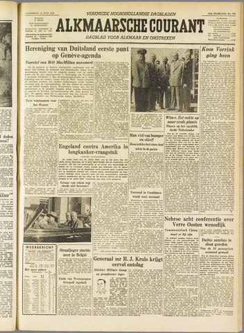 Alkmaarsche Courant 1955-07-20