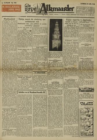 De Vrije Alkmaarder 1948-08-28