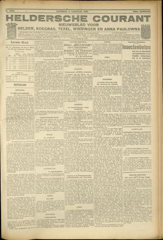 Heldersche Courant 1925-08-08