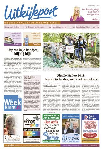 Uitkijkpost : nieuwsblad voor Heiloo e.o. 2012-09-05