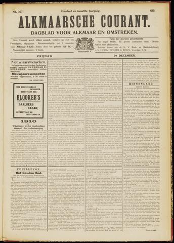 Alkmaarsche Courant 1910-12-30