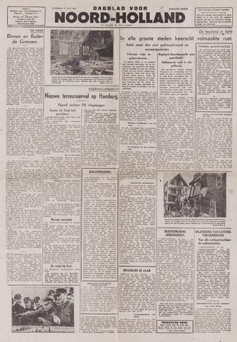 Dagblad Noord-Holland, Schager editie 1943-07-31