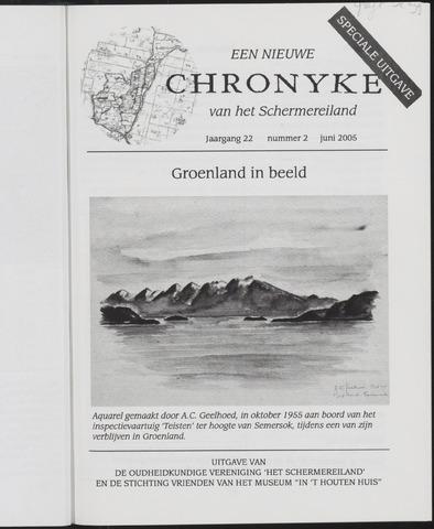 Een Nieuwe Chronyke van het Schermereiland 2005-06-01