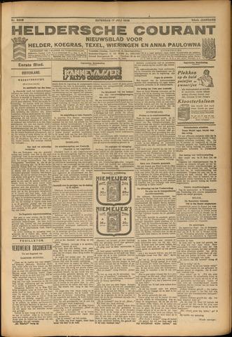 Heldersche Courant 1926-07-17