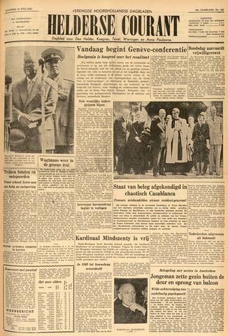 Heldersche Courant 1955-07-18