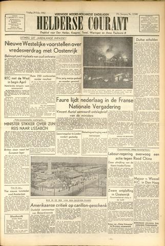 Heldersche Courant 1952-02-29