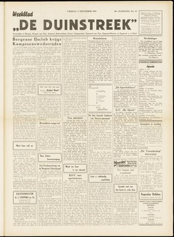 De Duinstreek 1959-12-11