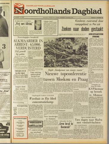 Noordhollands Dagblad : dagblad voor Alkmaar en omgeving 1968-09-04