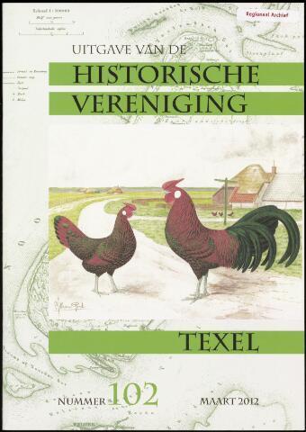 Uitgave Historische Vereniging Texel 2012-03-01