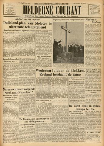 Heldersche Courant 1954-02-02