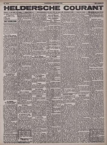 Heldersche Courant 1918-10-31