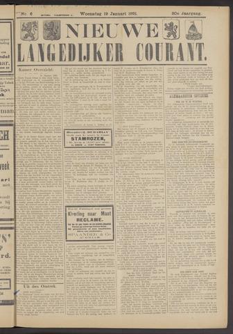 Nieuwe Langedijker Courant 1921-01-19