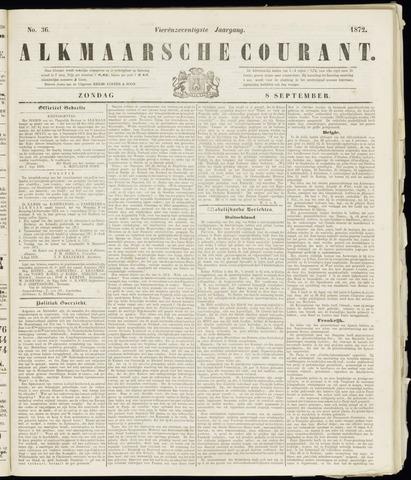 Alkmaarsche Courant 1872-09-08