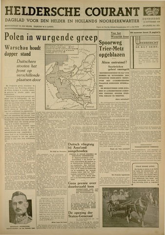Heldersche Courant 1939-09-14