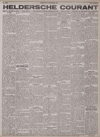 Heldersche Courant 1917-11-08