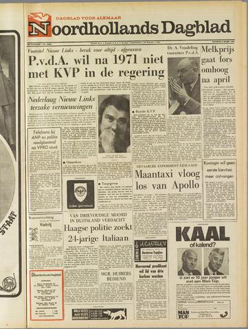 Noordhollands Dagblad : dagblad voor Alkmaar en omgeving 1969-03-08