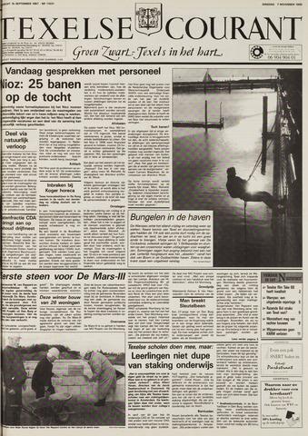 Texelsche Courant 1995-11-07