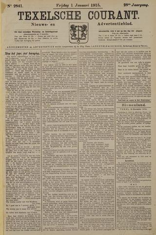Texelsche Courant 1915-01-01